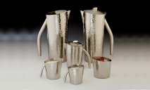 Steel Beverage Holders