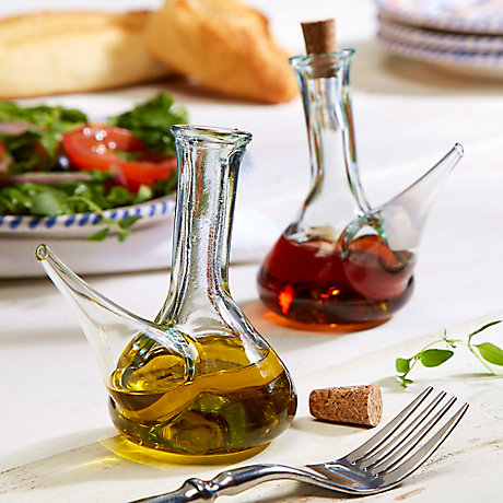 Glass Wine Pitcher
