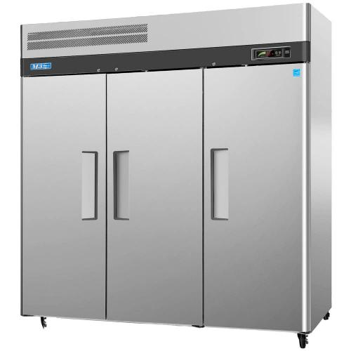 Dukers Air 3 Door freezer