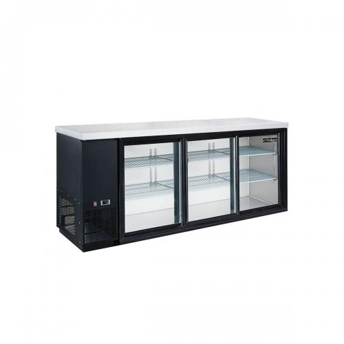 Sal Bar Cooler 3 doors 11