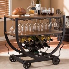 Service Bar Cart Beverage 1