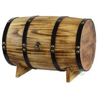 Woob Wine Barrel L-24_ x H-18_